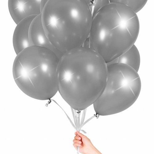 Zilver ballonnen