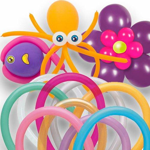 Modeleer ballonnen