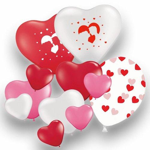 Liefdes ballonnen