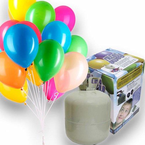 Helium & Hi Float