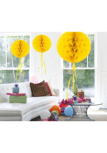 Honeycomb Geel - 30cm