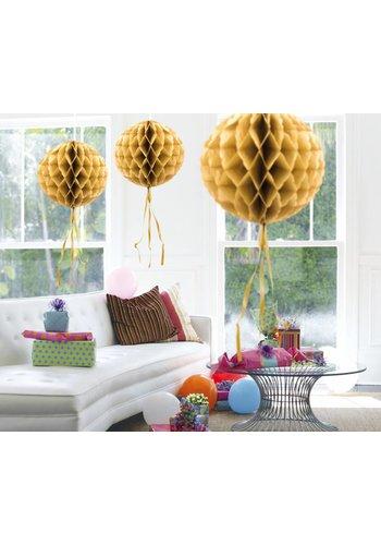 Honeycomb Goud - 30cm