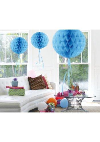 Honeycomb Licht Blauw - 30cm