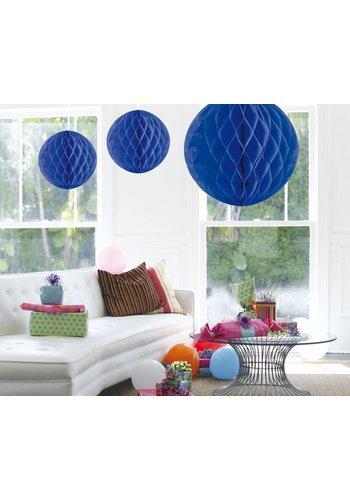 Honeycomb Maxi Donker Blauw - 50cm
