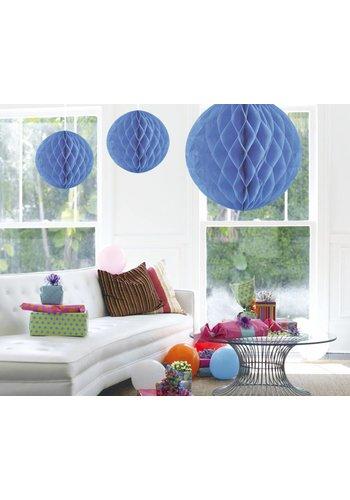 Honeycomb Maxi Licht Blauw - 50cm