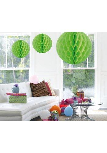 Honeycomb Maxi Lime Groen - 50cm