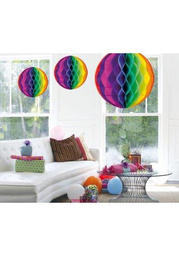 Honeycomb Maxi Multi Color - 50cm
