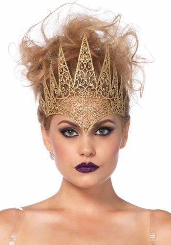 Die cut royal crown - Goud