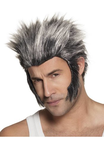 Pruik Weerwolf