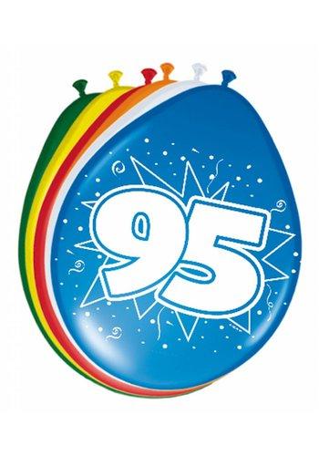 Ballonnen 95 - 30cm - 8 stuks
