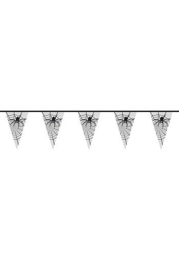 Vlaggenlijn Spin - 6 meter