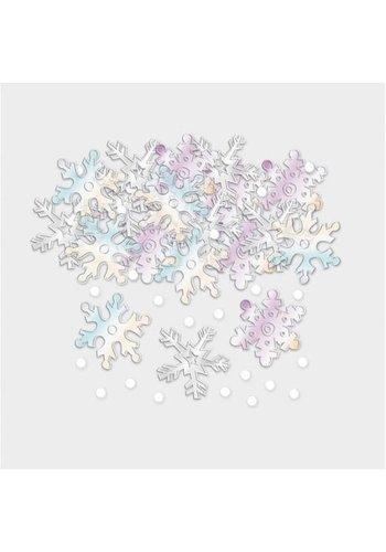 Frozen Sneeuwvlokjes Confetti - 14 gram