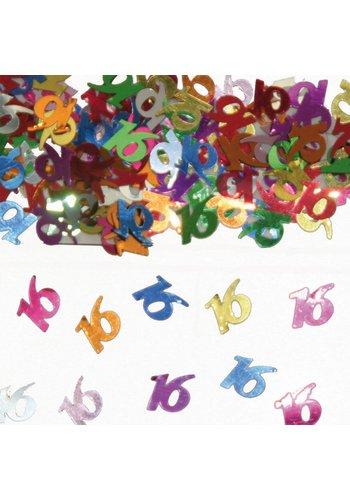 Tafelconfetti 16 - 14 gram