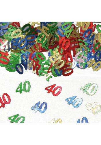 Tafelconfetti 40 - 14 gram