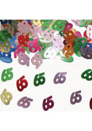 Tafelconfetti 65 - 14 gram