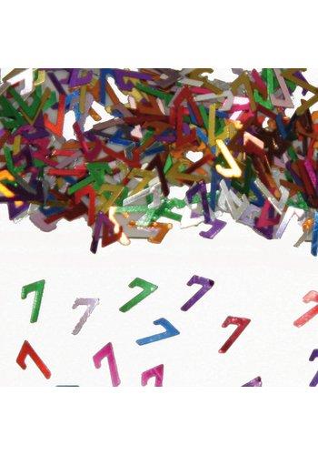 Tafelconfetti 7 - 14 gram