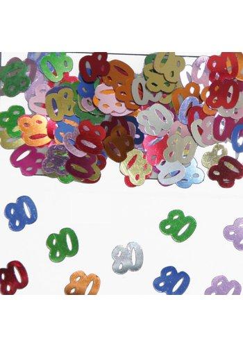 Tafelconfetti 80 - 14 gram