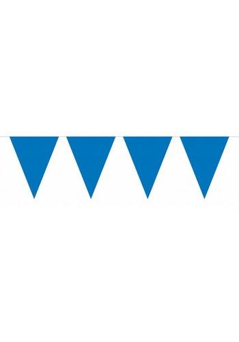Vlaggenlijn Mini Donker Blauw - 3 meter