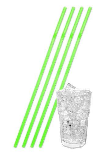 Jumbo Rietjes Neon Groen 44cm - 25 stuks