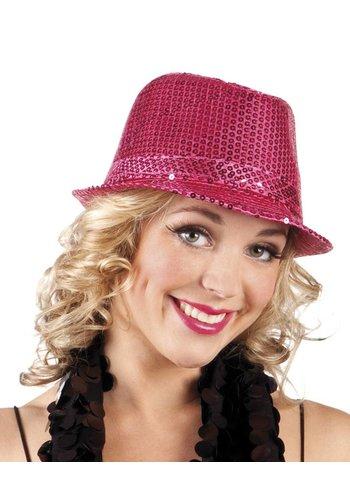 Popstar Hoedje - Pink