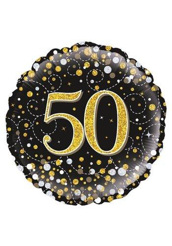 Folieballon - Sparkling 50