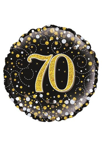 Folieballon - Sparkling 70