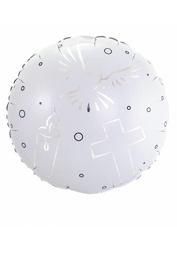 Folieballon Communie - 45cm