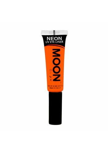 Neon UV Eye Liner - Oranje - 10ml