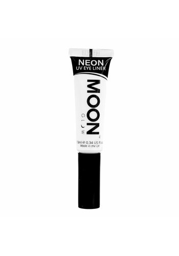 Neon UV Eye liner - Wit - 10ml