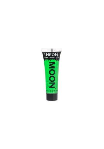 Neon UV Face & Body Gel - Groen - 12ml