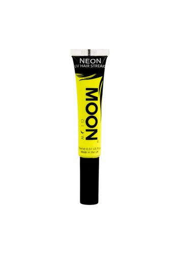 Neon UV Hair Streaks - Geel - 15ml