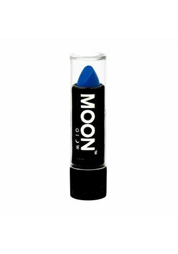 Neon UV Lipstick - Blauw - 4,5gr