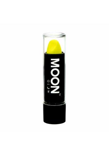 Neon UV Lipstick - Geel - 4,5gr