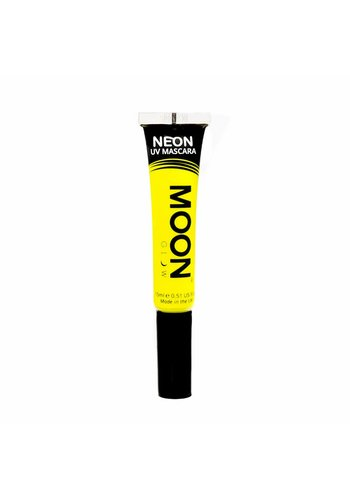 Neon UV Mascara - Geel - 15ml