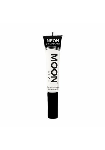 Neon UV Mascara - Wit - 15ml