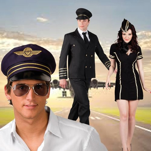 Piloot & Stewardess