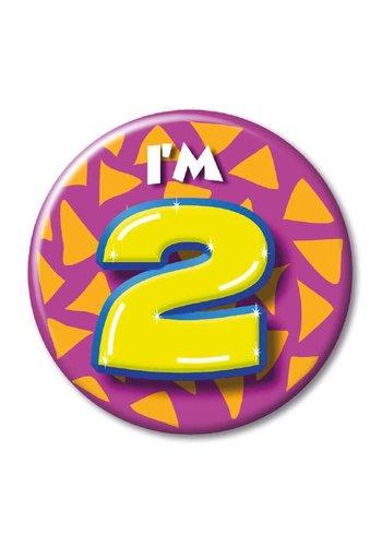 Button - I'm 2