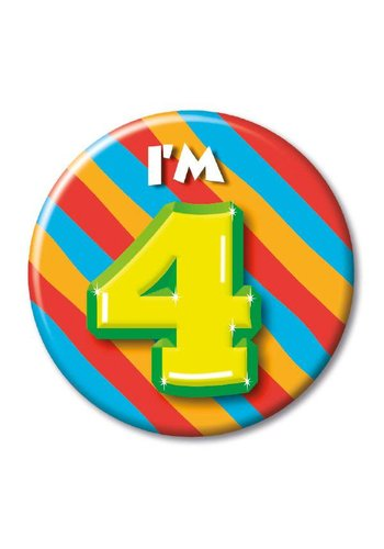Button - I'm 4