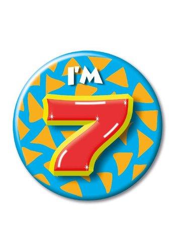 Button - I'm 7