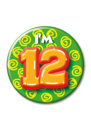 Button - I'm 12