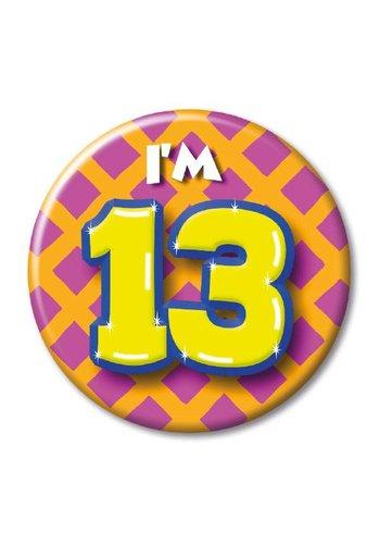 Button - I'm 13