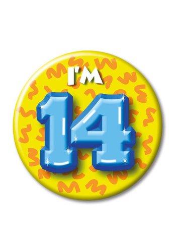 Button - I'm 14