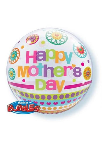 Bubble Happy Mother's day - 55cm