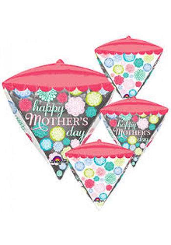 Diamond Happy Mother's Day - 38x43cm