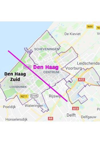 Bezorgen in Den Haag