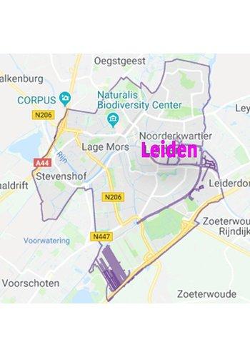 Bezorgen in Leiden