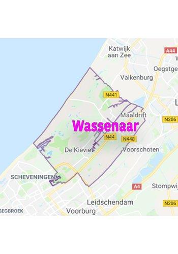 Bezorgen in Wassenaar