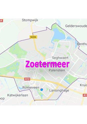 Bezorgen in Zoetermeer