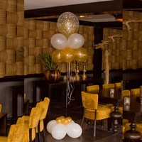 thumb-Wolkje met dubbele topballon-4
