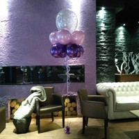 thumb-Wolkje met dubbele topballon-3